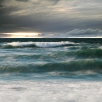 Hebridean sea