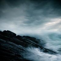 Sea Fever (blue rocks)