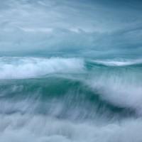 Waves with sky III