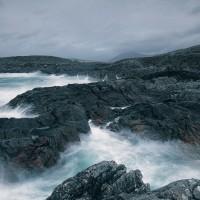 Harris sea