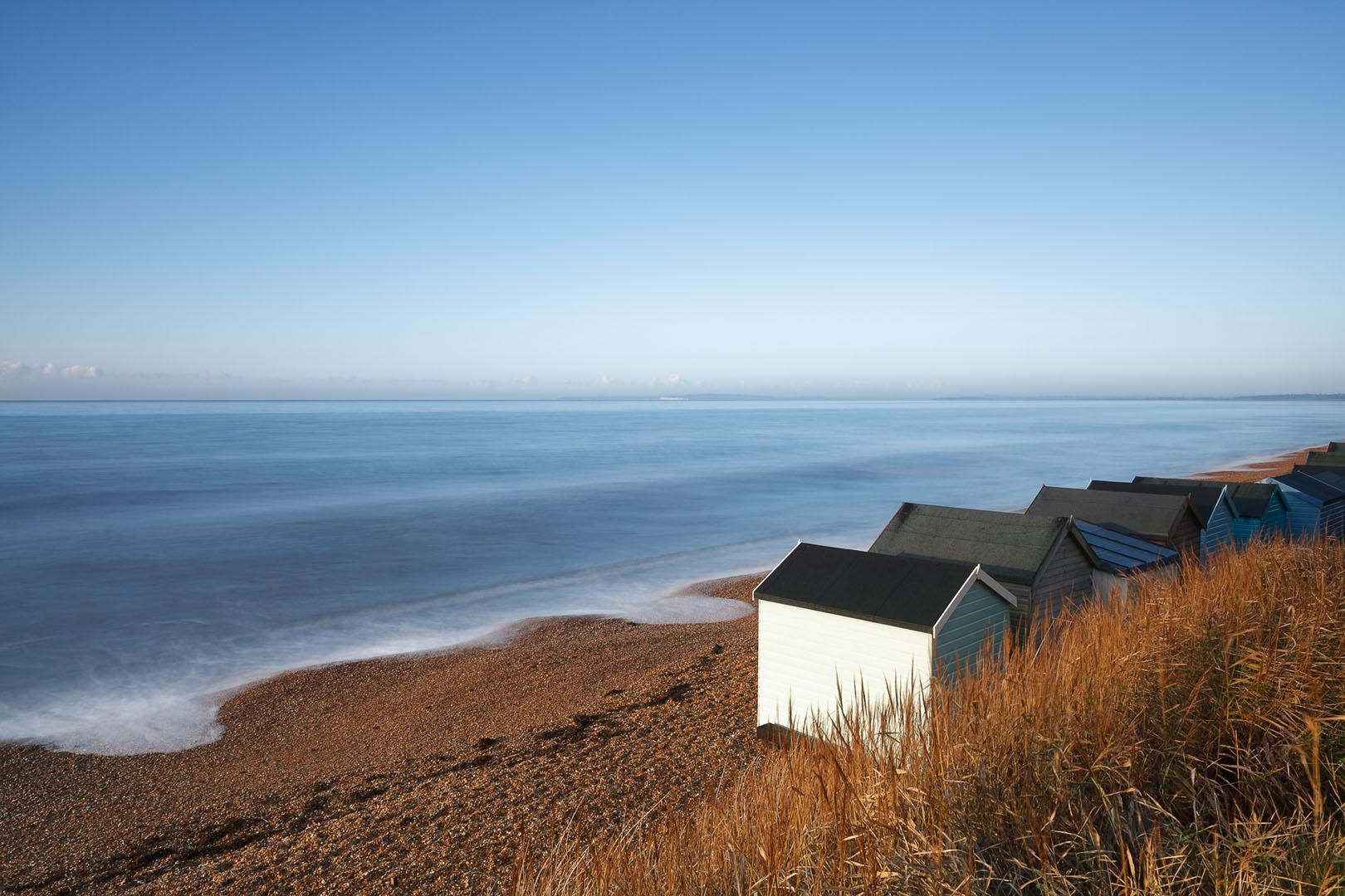 Milford on Sea dawn