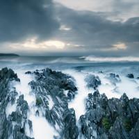 Rocks with sea III