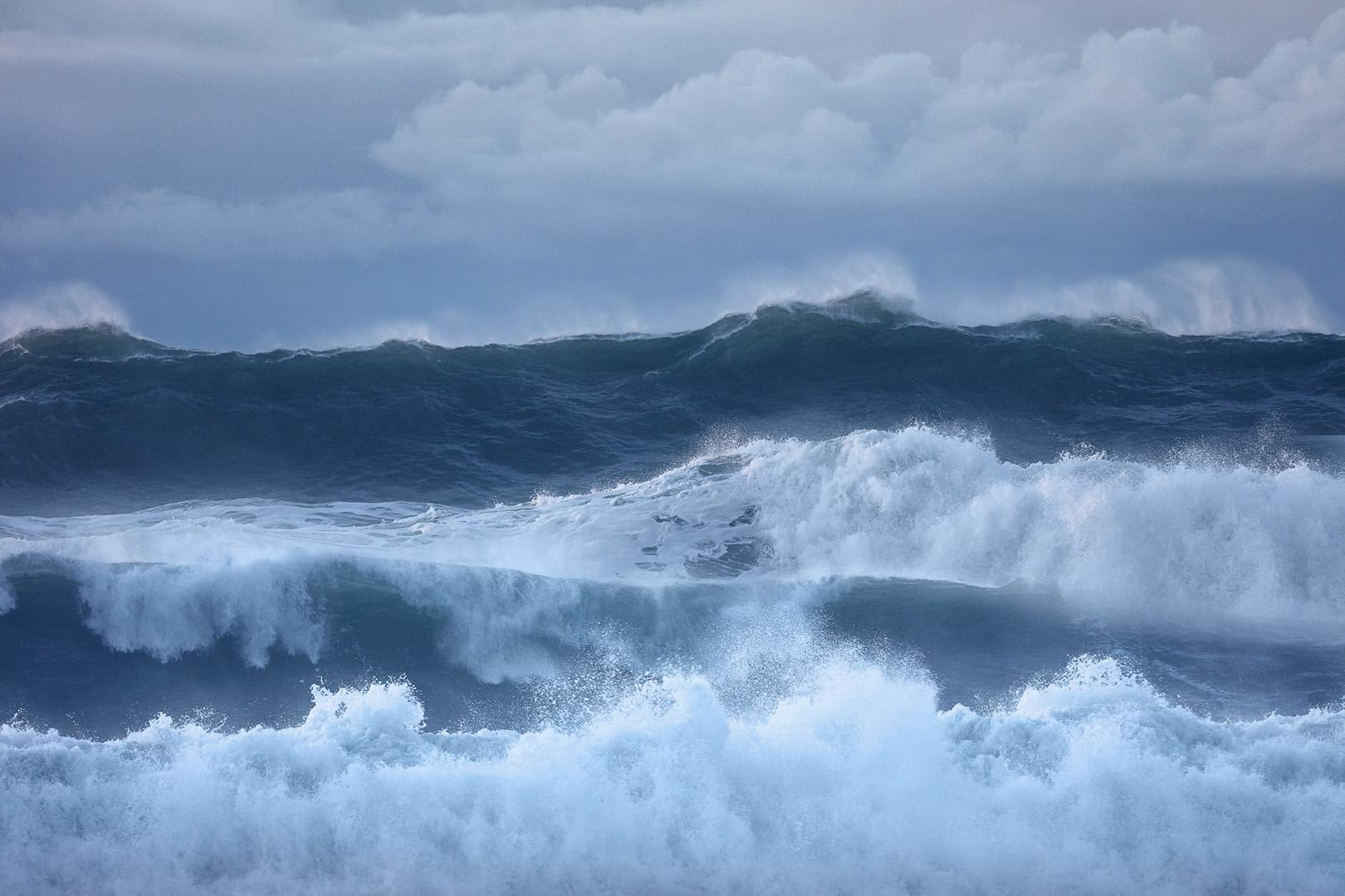North Uist waves
