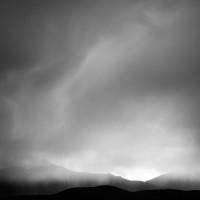 South Uist rain