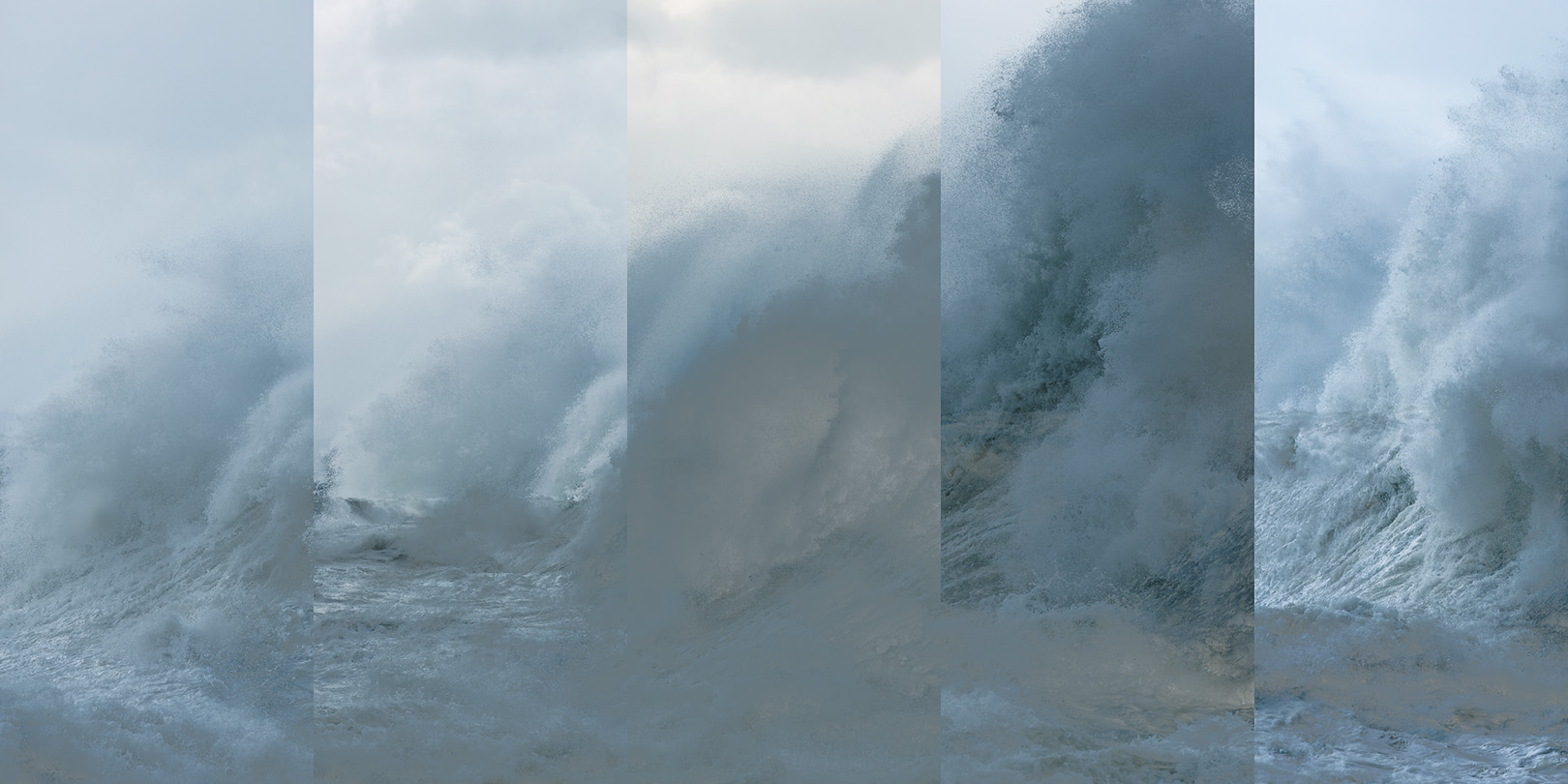 Collieston Waves II