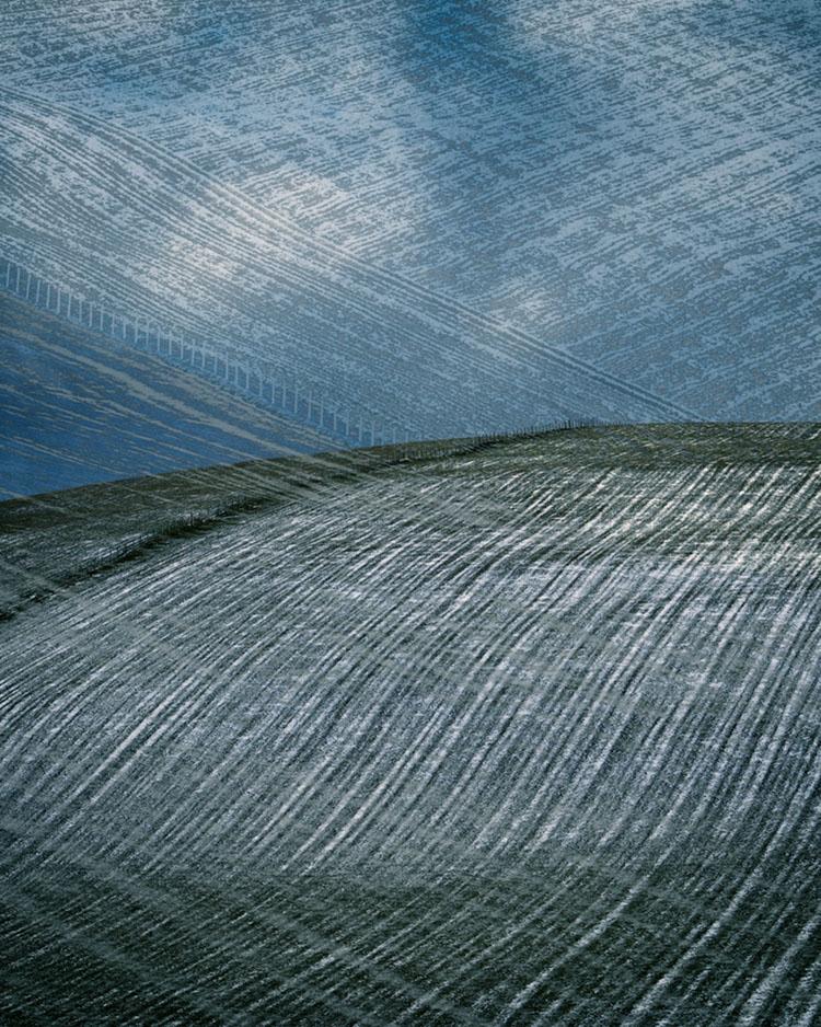 Cloud Shadow (Two Fields)